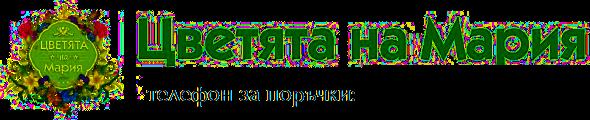 Онлайн магазин за цветя София - Цветята на Мария